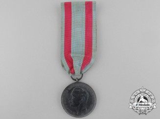 A Hessen General Honour Decoration; Type III (1894-1918)
