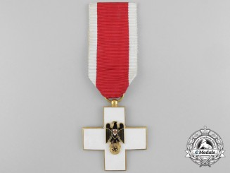 A Cross of Honour of the German Social Welfare; Third Class