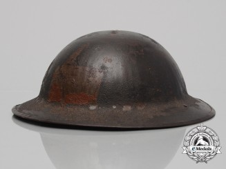 A First War 1st Canadian Division Headquarters and Elements Helmet