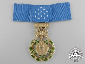 A Miniature American Air Force Medal of Honor Miniature c. 1970