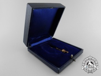 A Luftwaffe Observer's Badge Case