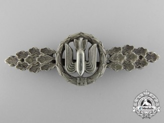 A Silver Grade Squadron Clasp for Bomber Pilots