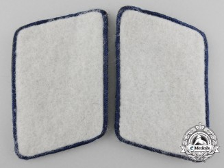 A Pair of Hermann Göring Division Medical Collar Tabs