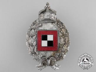 A First War Prussian Observer Badge