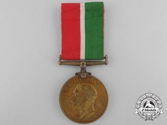 A Mercantile Marine War Medal to Albert R. Baarman; Finland & Australia