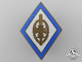 A Veteran's Organization NSKOV Honour Badge