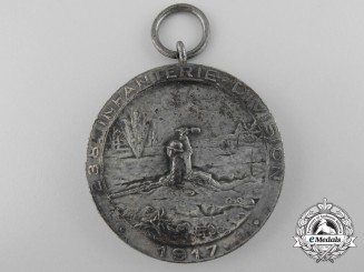 A 238th Infantry Division Memorial Medal for the Battle of Passchendaele (30.10.1917)