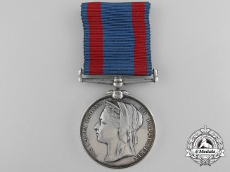 A North West Canada Medal 1885