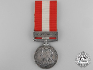 A Canada General Service Medal 1866-70 to the 16th Battalion