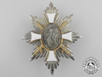 A German Weimar Field Honour Badge