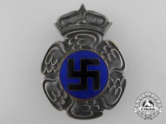 Finland. A Scarce Second War Finnish Pilot's Badge