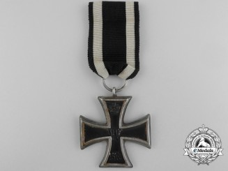 An 1870 Prussian Iron Cross Second Class