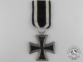 An 1870 Prussian Iron Cross Second Class