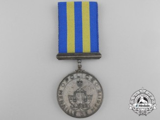 A Canadian Association of Chief of Police Service Medal
