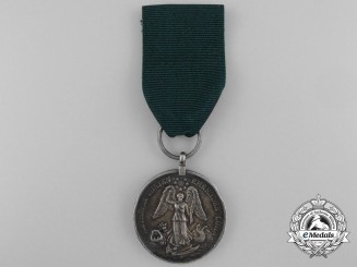 An 1836 Brunswick Life Saving Medal in Silver