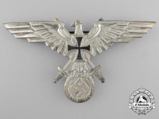 A German Veteran's Association (Deutscher Kriegerbund) Eagle
