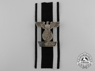 Germany, Wehrmacht. A Type I Clasp to the Iron Cross 1939, II Class