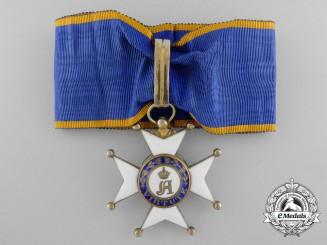 Luxemburg, Duchy. A Merit Order of Adolph of Nassau, Commander, c.1900