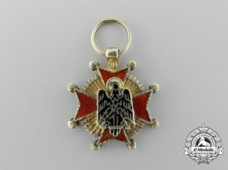 A Miniature Spanish Order of Cisneros