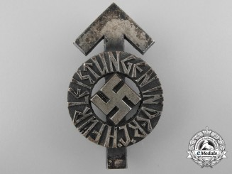 An HJ Achievement Badge by Steinhauer & Lück