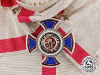 A Montenegrin Order of Danilo; Grand Cross