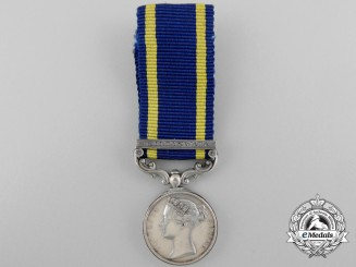 A Miniature Punjab Medal to Assistant Surgeon Andrew Wilson M.D