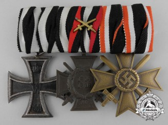 A First War & War Merit Cross Grouping