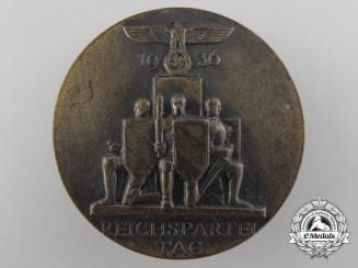 A 1936 Reichs Party-Day Badge by Hoffstätter Bonn