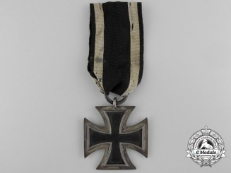 A Napoleonic 1813 Iron Cross Second Class