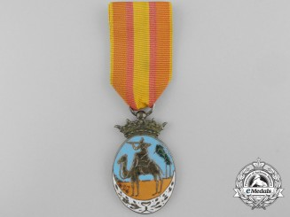 A 1958 Spanish Imari and the Sahara Campaign Medal
