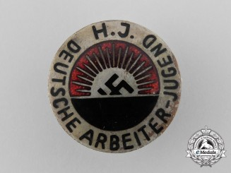 A First Pattern HJ Membership Badge