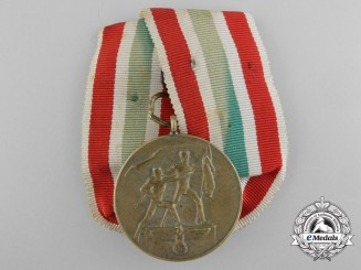 A 1939 Memel Commemorative Medal