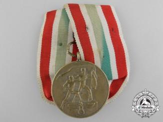 A 1939 Memel Commemorative Medal