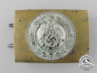 An NSDAP Youth Belt Buckle