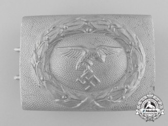 A 1935 Pattern Luftwaffe Enlisted Man's Belt Buckle