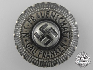 A National Socialist Women's League Badge