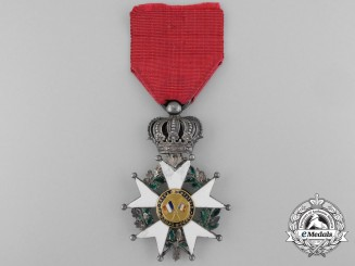France, July Monarchy. A Legion of Honour, Knight, c.1840