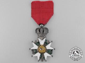 France, July Monarchy. A Legion of Honour, Knight, c.1840