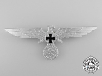 A German Veteran's Association (Deutscher Kriegerbund) Eagle