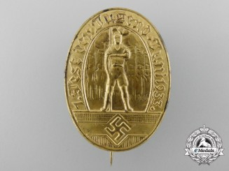 Germany, Third Reich. A Festival of Youths Badge, 1933