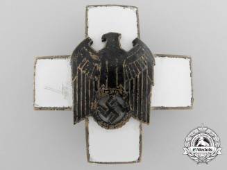 A Recovered German Social Welfare Organisation Cross; 2nd Class