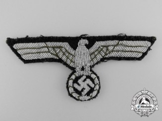 A German Army (Heer) Officer's Breast Eagle