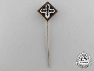 An Evangelische Jungmannerbunde Stick Pin