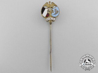 A German Second War Handlungsgehilfen-Verband Stick Pin