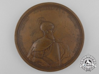 A Commemorative Table Medal of Prince Yaropolk I
