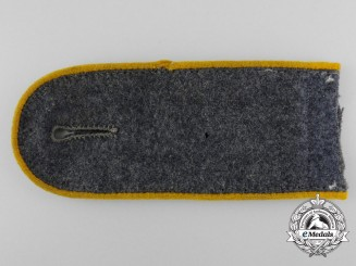 A Single Luftwaffe Flight EM Shoulder Strap