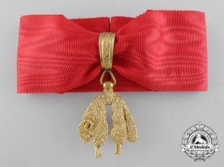 A Spanish Order of the Golden Fleece