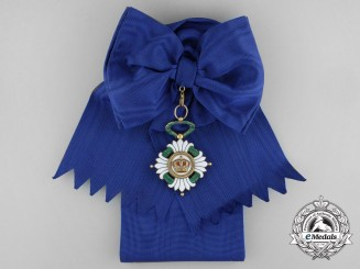 An Order of the Yugoslavian Crown; Grand Cross Badge