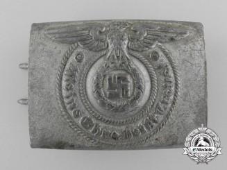Germany, SS. An EM/NCO's Belt Buckle