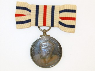 King's Medal For Service In The Cause
